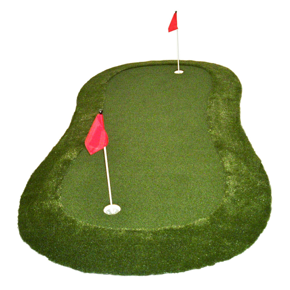 dave pelz greenmaker do it yourself putting green