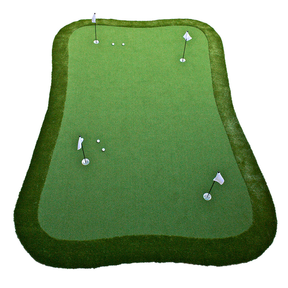 12 x 18 Dave Pelz Greenmaker putting green