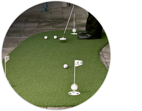 SYNLawn Golf - Practice Better - artificial golf grass products